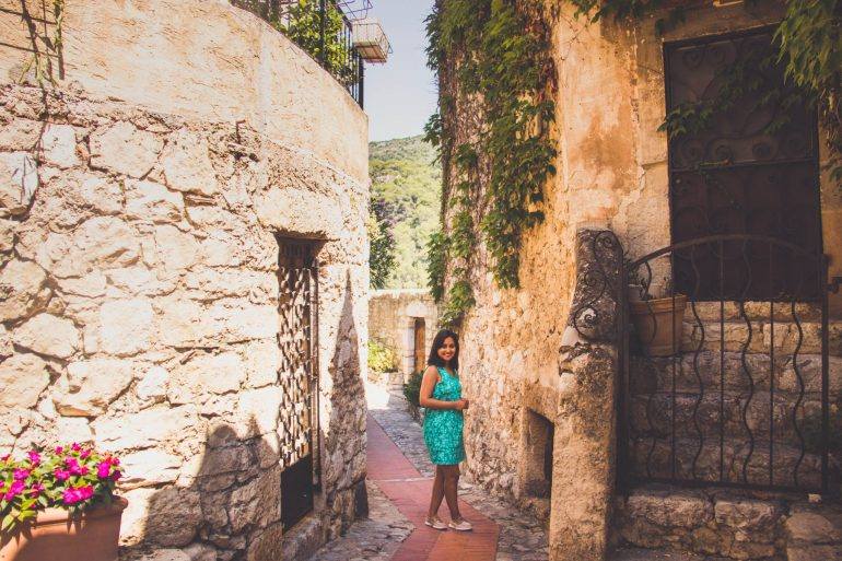 Travel guide for the French Riviera, Eze, Coastal Village, Côte d'Azur 3
