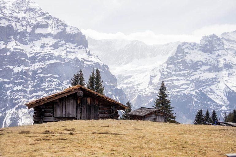 First, Grindelwald, 3 amazing days in Interlaken, Switzerland 3