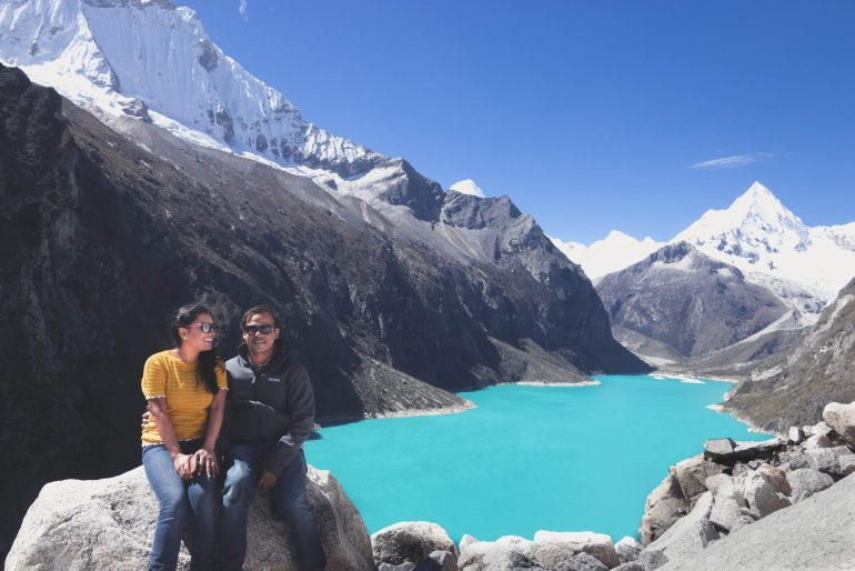 Lake Paron, Peru travel next holiday destination