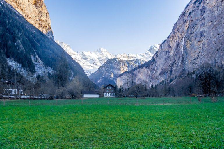 Lauterbrunnen Valley & waterfall, 3 amazing days in Interlaken, Switzerland 4
