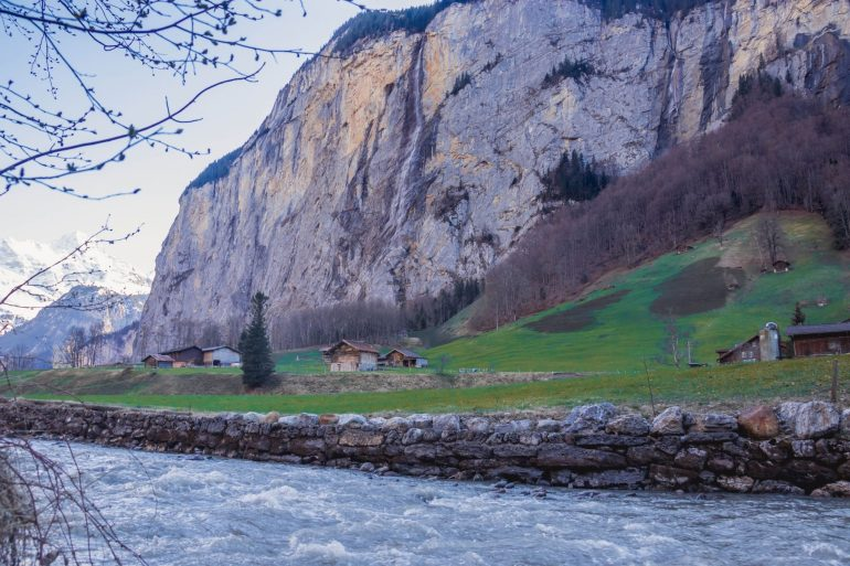Lauterbrunnen Valley & waterfall, 3 amazing days in Interlaken, Switzerland 6