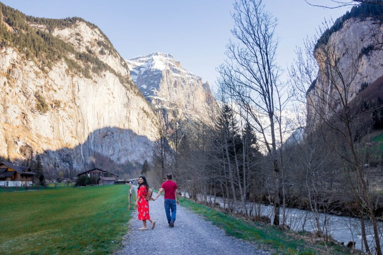 Lauterbrunnen Valley & waterfall, 3 amazing days in Interlaken, Switzerland 8