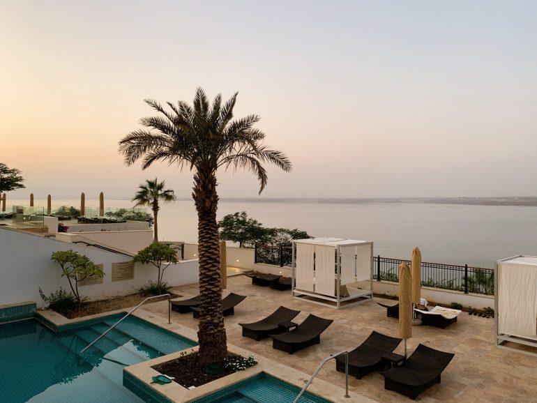 Hilton Resort, Jordan