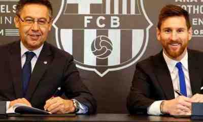 Les secrets du contrat en or massif de Lionel Messi au Barça