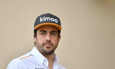 Automobile   Le pilote de Formule 1 Fernando Alonso victime d'un accident à vélo en Suisse