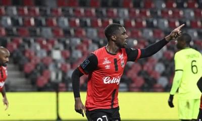 Ligue 2. Mené de deux buts, Guingamp prend un point précieux contre Caen -France éditions locales