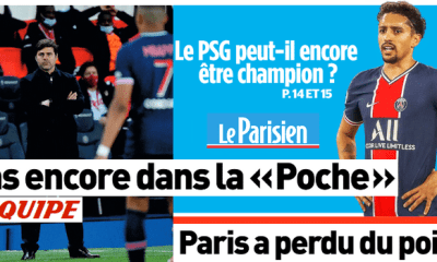 Revue de presse PSG : course au titre, Pochettino, Mbappé…