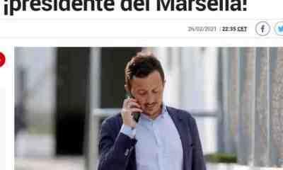 Dans la presse espagnole, la « surprise » Pablo Longoria, nouveau président de l'OM