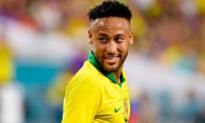 Neymar aux JO, décision prise