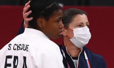 EN DIRECT -Léonie Cysique en argent, quatrième médaille pour la France