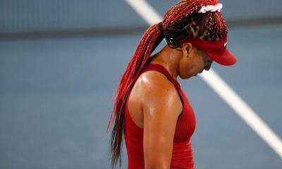 Naomi Osaka sortie par Marketa Vondrousova en huitièmes de finale des JO