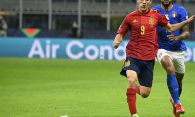 Gavi, plus jeune international espagnol de l'histoire : un record plein de mordant contre l'Italie