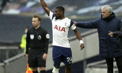 Tottenham : le message d'adieu de Serge Aurier