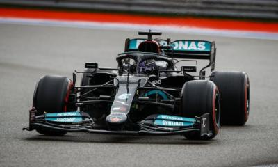 Lewis Hamilton meilleur temps des premiers essais libres du GP de Turquie devant Max Verstappen
