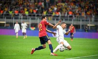 Eric Garcia (Espagne) sur le but de Kylian Mbappé : « Il y a clairement un hors-jeu »
