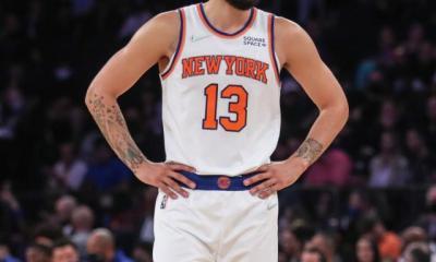 Evan Fournier met New York à ses pieds après la victoire des Knicks en NBA
