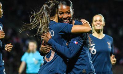 Eliminatoire de la Coupe du monde féminine 2023 : les Bleues en passent onze à l'Estonie et continuent leur ma