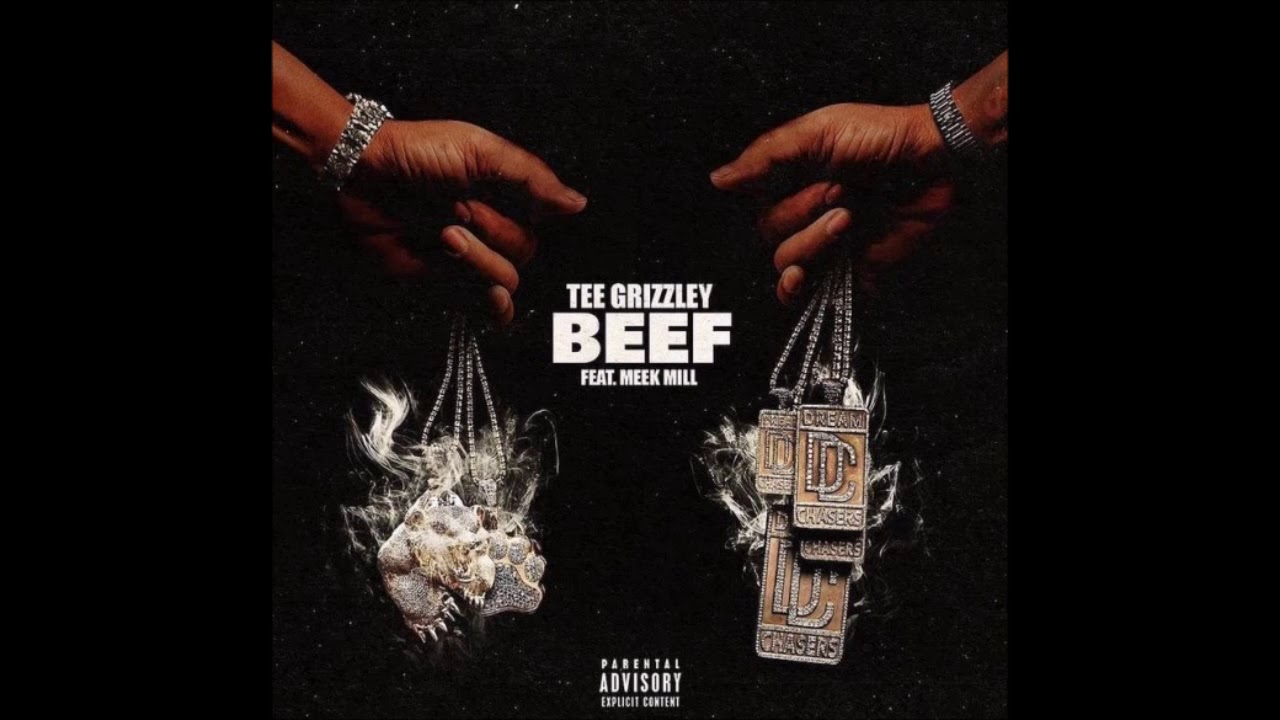 "#TeeGrizzley Feat. #MeekMill ""Beef"" (Official Audio)"
