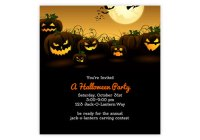 free online animated halloween invitations