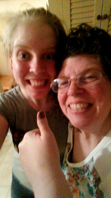 Me and my mama <3