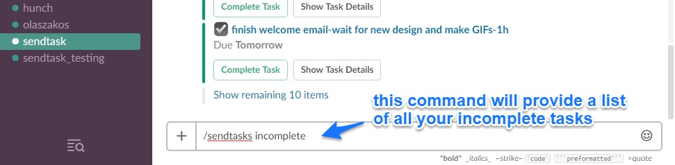 incomplete-tasks