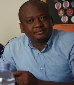 Gregory Titigah, Programme Officer, SEND GHANA