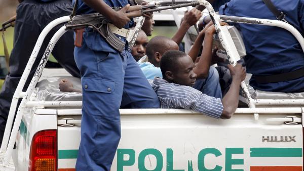 Burundi : la série d'arrestation des journalistes indépendants se poursuit