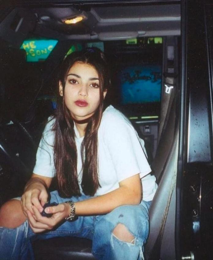 Kim Kardashian Devoile Photo Adolescente Jewanda 1