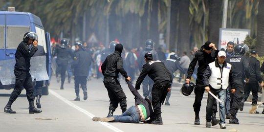 tunisie raak