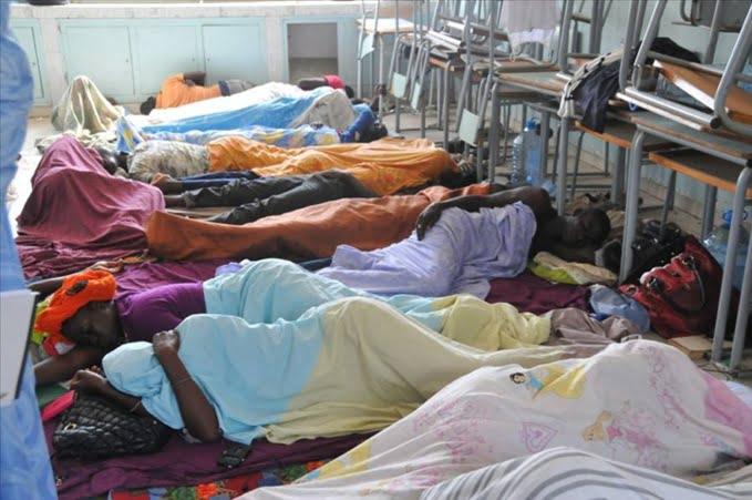 Médiation de Jamra : Les ex-agents d'Ama Sénégal arrêtent leur grève de la faim