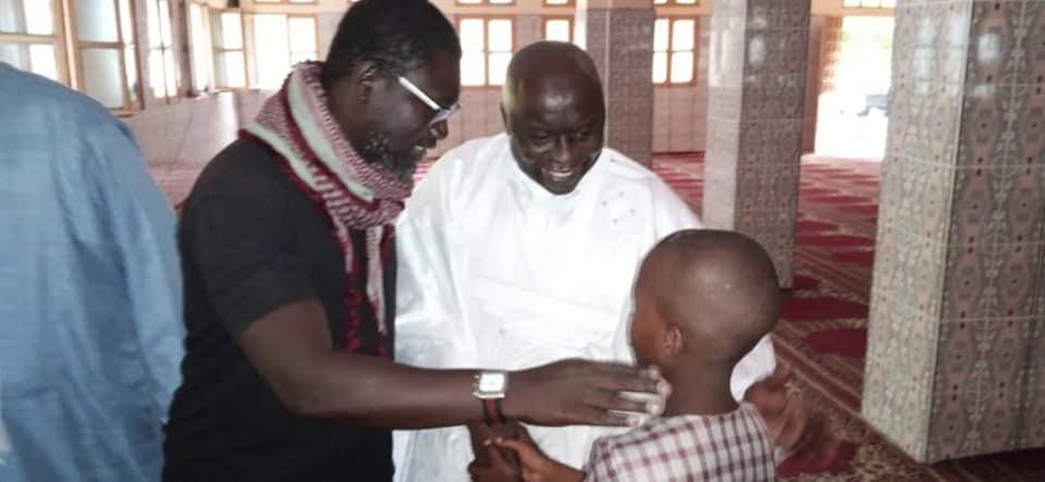6 1 - Tabaski 2019 : Le message d'Idrissa Seck