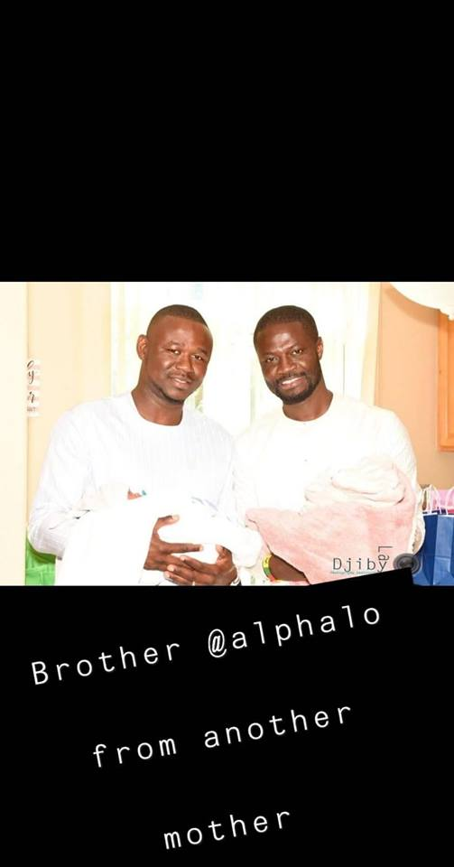 fata 6 - Carnet Rose : Baptême des jumeaux Alé et Mame Ndiaye du rappeur Fata
