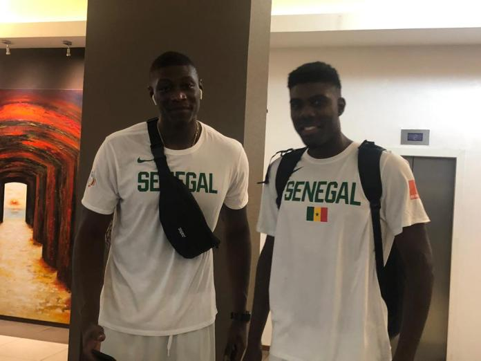 whatsapp image 2019 08 21 at 16.32.30 - Basket: Maurice Ndour et Hamady Ndiaye embarquent finalement avec les Lions