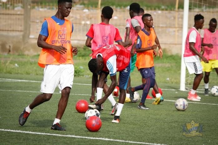 69910115 1437122246438739 6319028169621897216 o - Ligue 1: L'équipe de Dabo, Teungueth FC prépare déjà la saison (Photo)