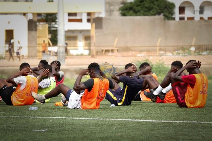 70434388 1437123389771958 1200205430928703488 o - Ligue 1: L'équipe de Dabo, Teungueth FC prépare déjà la saison (Photo)
