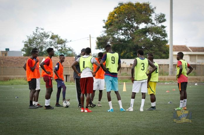 70534450 1437122696438694 2674227370713415680 o - Ligue 1: L'équipe de Dabo, Teungueth FC prépare déjà la saison (Photo)