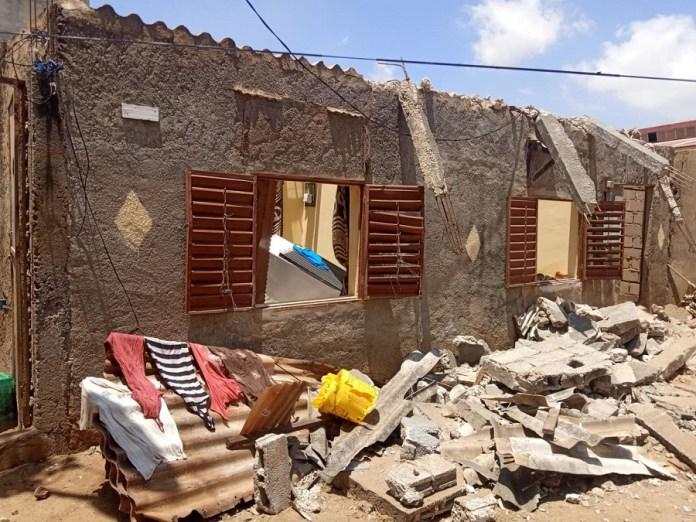 hann bel air mamadou guisse 2 - Yarakh (Hann village): Mamadou Guissé au chevet des impactés de la Ccis