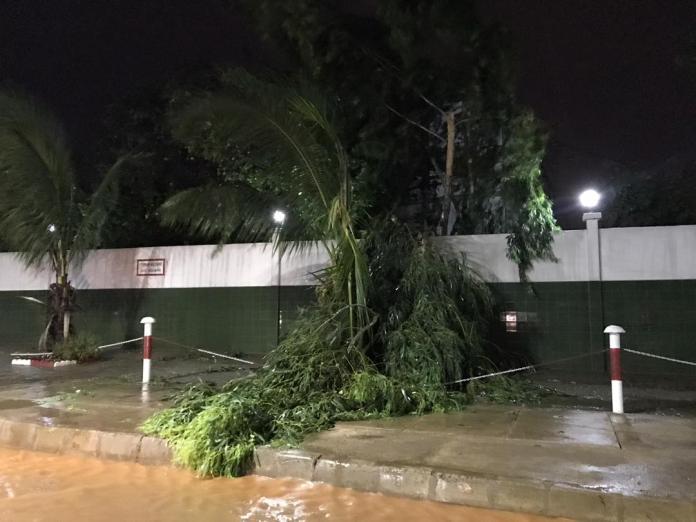 degat pluie 03 - Dakar : Après la pluie, ce n'est pas le beau temps