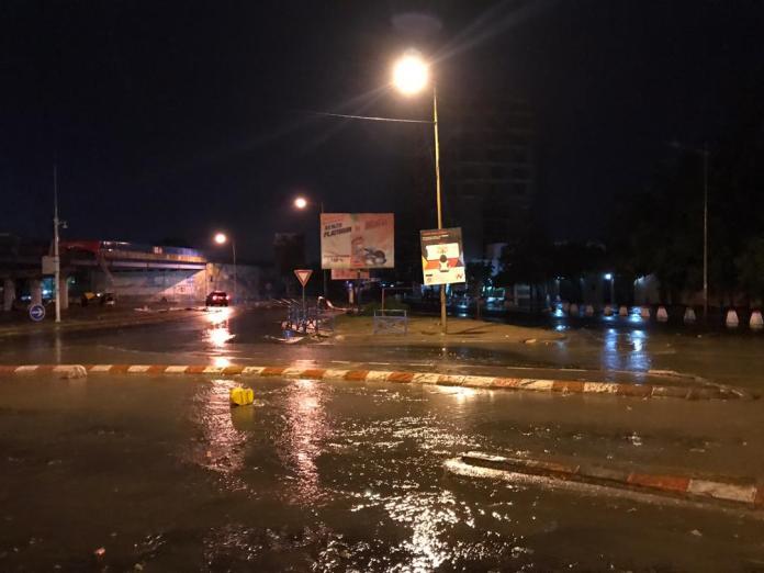 degat pluie 09 - Dakar : Après la pluie, ce n'est pas le beau temps