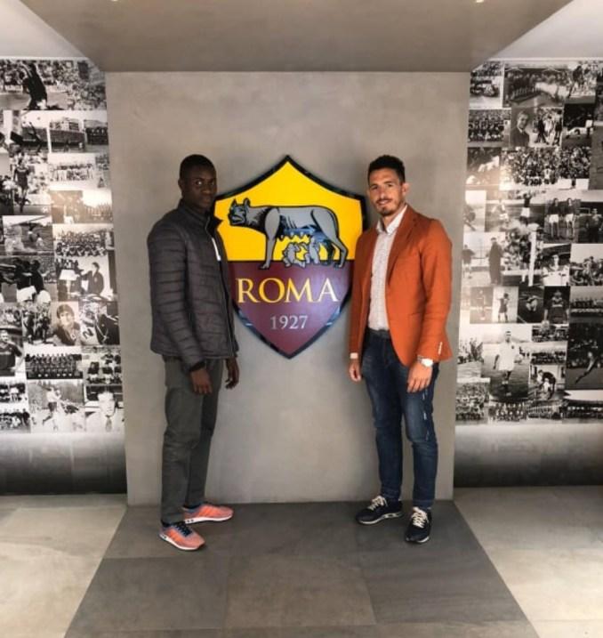 maissa codou - Un footballeur sénégalais de 17 ans enrôlé par l'AS ROMA