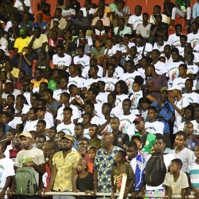 74172717 1044227575969158 742030221145800704 n - Sénégal - Congo: Premier galop de Lions en images