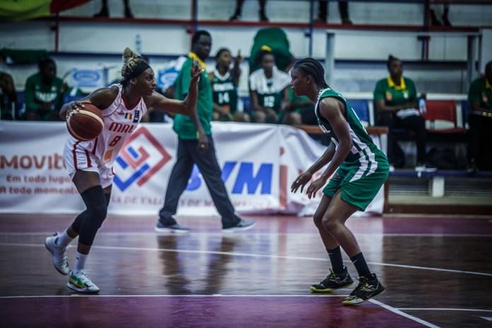 lionnes 11 - Préliminaire TQO: Le Sénégal bat le Mali et se qualifie en 1/2 finale