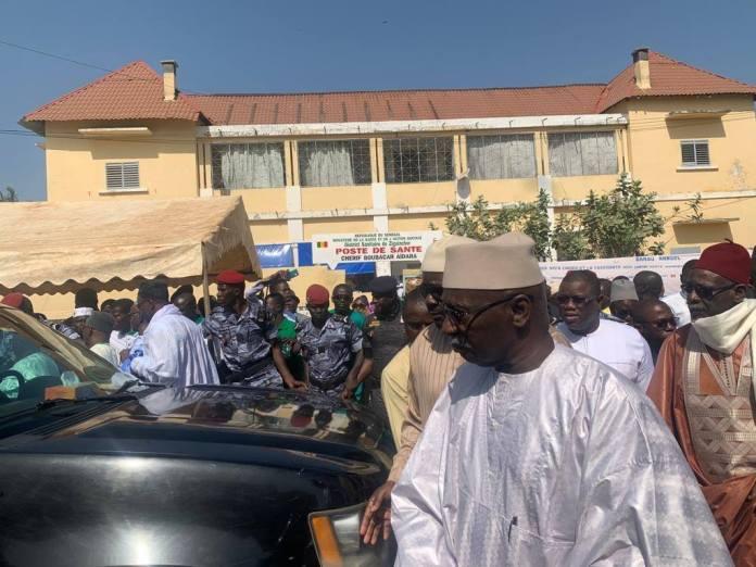 78382516 1492458037579998 4524896398801371136 o - Les images de la visite du Khalife général en Casamance...