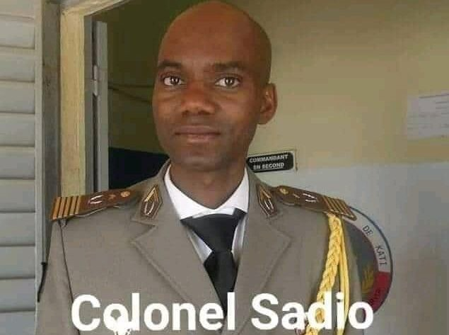 Mali : Qui est le Colonel Sadio Camara, le nouvel homme fort de ...