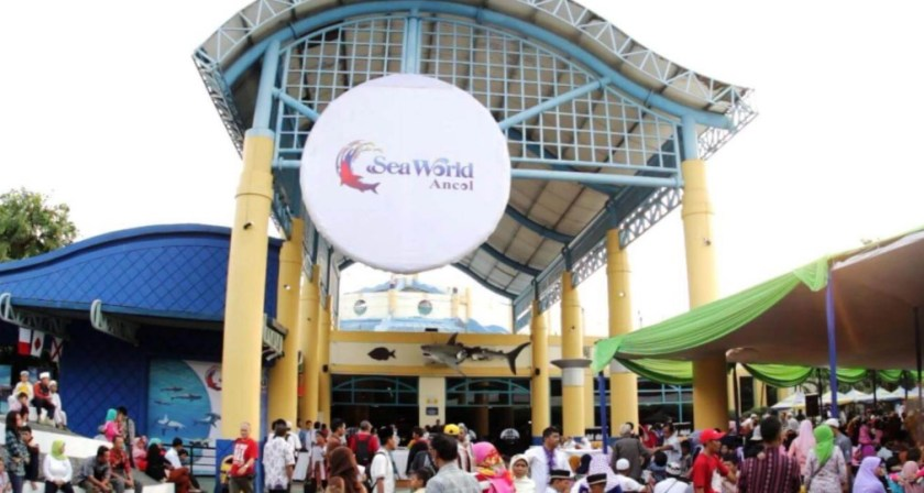 Sea World Taman Impian Jaya Ancol