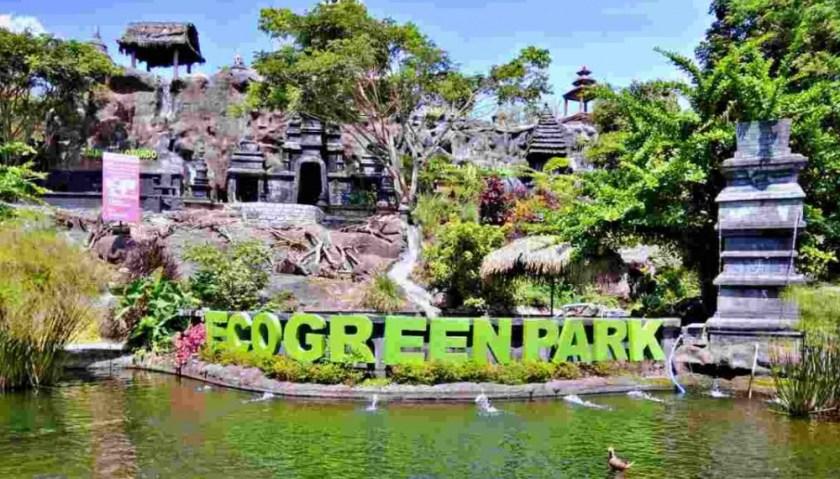 Eco Green Park - Tempat Wisata di Malang