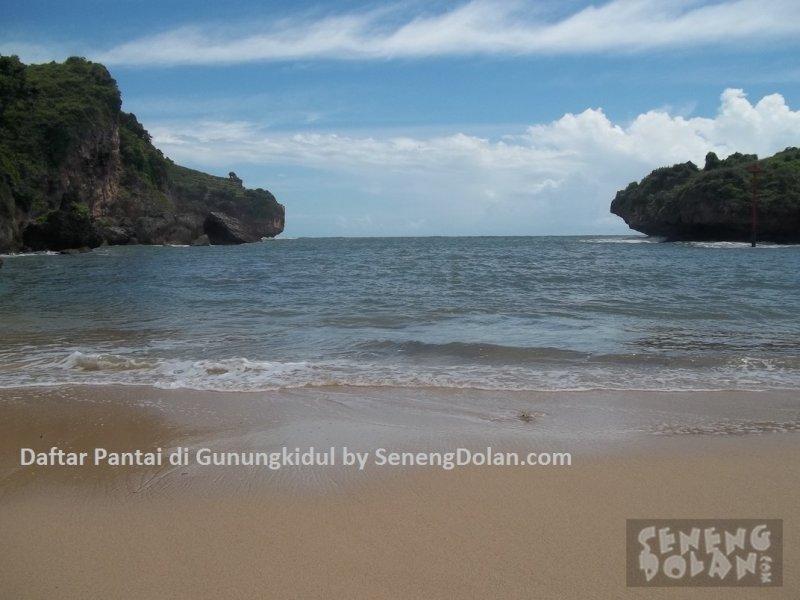 Daftar Pantai Gunungkidul Yogyakarta