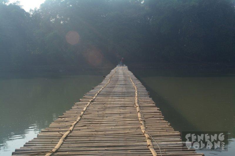 Jembatan Sesek Sungai Progo