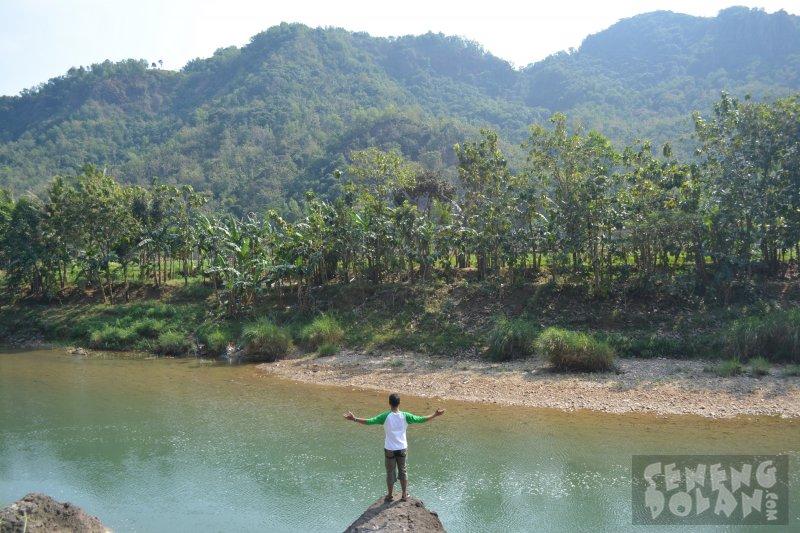 Sungai Oyo Imogiri - Tempat Hits Jogja