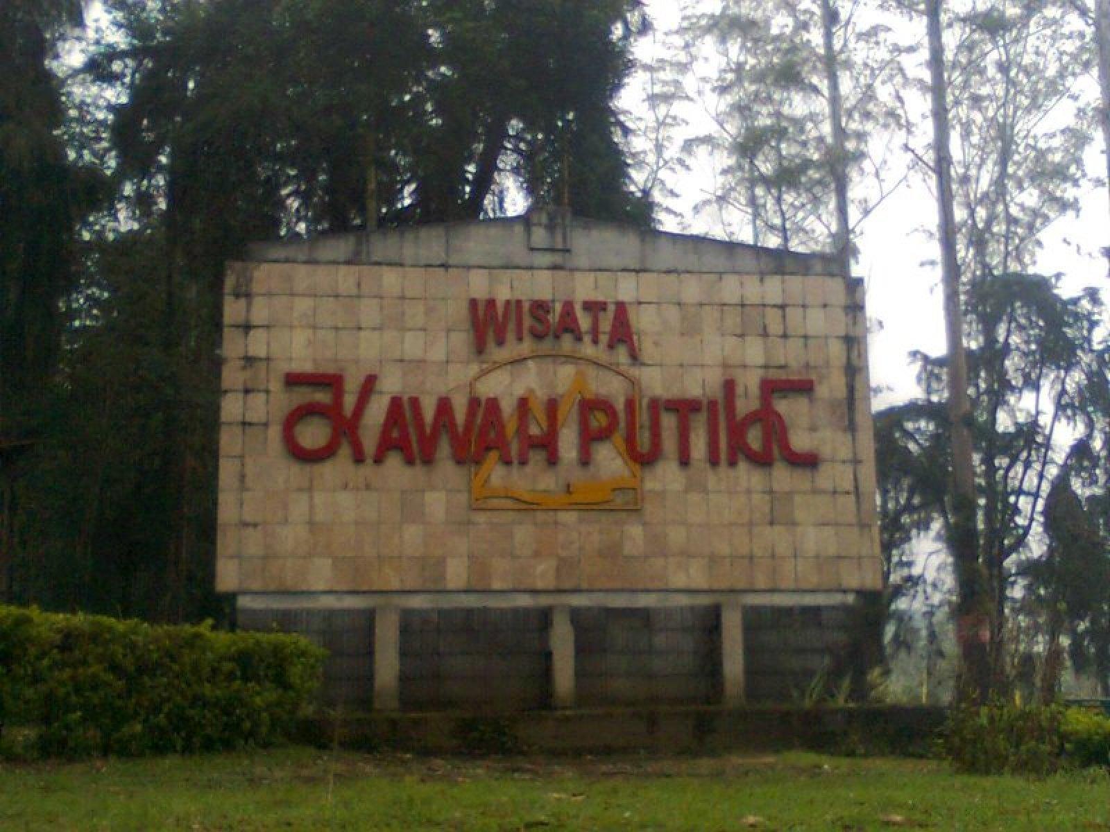 Wisata Kawah Putih Bandung
